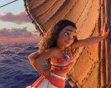 Moana sets sail with trickster demigod Maui in Moana