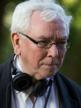 Director Terence Davies: Found much he recognised in the life of Emily Dickinson.