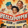 The Classic Movie: Olsen and Johnson break the fourth wall in zany Hellzapoppin'