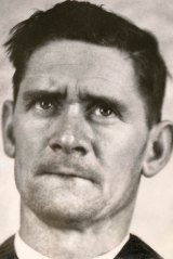 Convicted murderer Ronald Ryan circa 1965