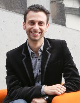 Simon Abrahams, creative director and chief executive of  Melbourne Fringe.