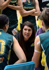 Anderson had long dreamt of taking the reins at WNBL level after her sustained run of SEABL success.