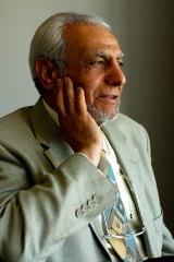 Grand Mufti Dr Ibrahim Abu Mohammed.