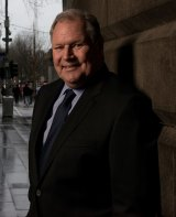 Melbourne Lord Mayor Robert Doyle has advised against giving money to beggers.