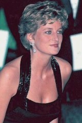 Diana, Princess of Wales in 1994.