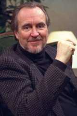 Iconic director Wes Craven.