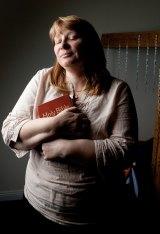 Elizabeth Ryan, who had 43 demons exorcised by Pastor Daniel Nalliah in 2008.