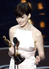 Anne Hathaway famously changed her 2013 Oscars dress just days before the ceremony because she thought her co-star was wearing something similar. Unfortunately the hasty replacement did not fit well.