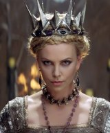 Charlize Theron plays the evil queen in <i>Snow White and the Huntsman</i>.