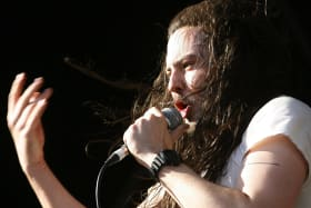 American musician and existentialist Andrew WK will toast survival, joy, resilience and existence to open the Melbourne Writers Festival.