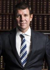 The Big Gig: Premier Mike Baird.