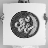 Hendry's latest project is plate series 50 Foods in 50 Days for Hermes.