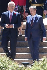 A catalyst for practical action: Prime Minster Malcolm Turnbull and Opposition Leader Bill Shorten will work together to stop family and community violence.