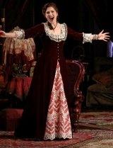Nicole Car owned the stage in La Traviata.