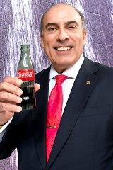 Muhtar Kent, chief executive Coca-Cola.