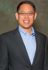 Geneticist and Michigan State University Professor Stephen Hsu.