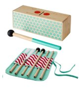 Ikea's Lattjo Drum Sticks and Tongue drum toys have been recalled.