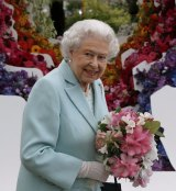 Britain's Queen Elizabeth is 29th on the list.