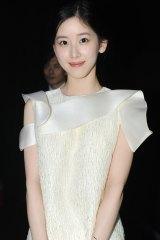Mr Liu's girlfriend, internet celebrity Zhang Zetian.