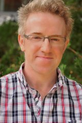 University of Sydney Associate Professor Matthew Todd.