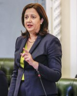 "Premier Annastacia Palaszczuk: ""We regret the humiliation that you have endured and the violence and vilification that were perpetrated upon you."""