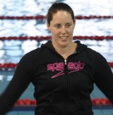 Alicia Coutts wants to swim at the 2016 Rio Olympic Games.