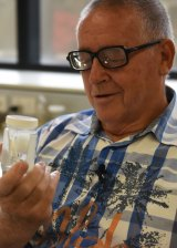 Gunther Theischinger has discovered 750 different species in a career spanning 50 years.