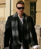 Simon Main, pictured at North Sydney Court in July 2007.