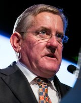 Ian Macfarlane has lost the industry and science portfolio.