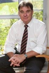 Maurie Mulheron: President NSW Teachers Federation