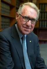Education pioneer, David Gonski.