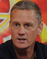Former Gold Coast Suns coach Guy McKenna.