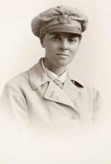 Alice Anderson Garage Girl.