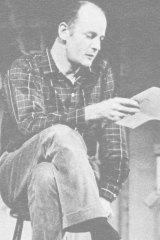 Lawrence Ferlinghetti, pictured in 1973.