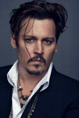 Johnny Depp was announced as the new face of Christian Dior Parfums in 2015.