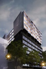 Brendan Minogue has bought a portfolio of shells in the Skylofts 601 building in Little Collins Street.