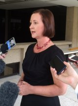 Attorney-General Yvette D'Ath says MPs should be able to substantiate claims if they use Parliamentary privilege.