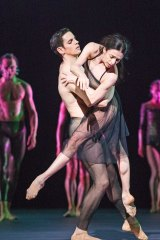 The Royal Ballet's <i>Woolf Works</i>, based on three novels by Virginia Woolf, is choreographed by Wayne McGregor with music by Max Richter.