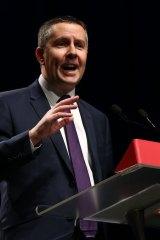 Mark Butler, Labor's shadow environment spokesman.