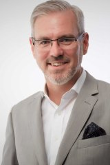 Investment Trends' Michael Blomfield.