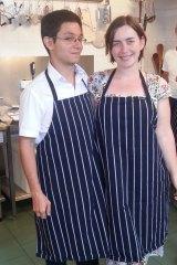 Simon Fieschi and Maisie Dubosarsky met in Paris 18 months ago.