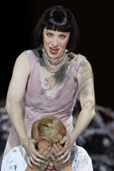 Lorina Gore as Roxana in Opera Australia's <i>King Roger</i>.