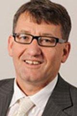 Glenn King, head of the Premier's Implementation Unit