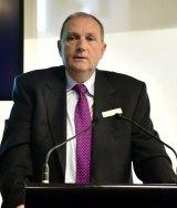 AV Jennings chief executive Peter Summers.