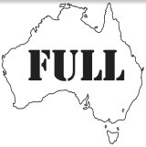 The Love Australia or Leave party logo.
