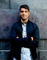 Rajith Savanadasa returns to Sri Lanka in his novel, <i>Ruins</I>.