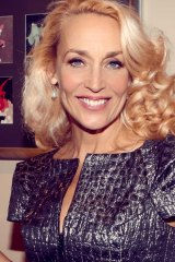 Jerry Hall reportedly said it was getting harder to find a man.