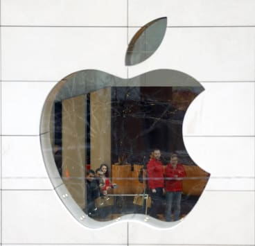 Apple's $85 million tax bill for 2015 is slightly up from the year before, but still a fraction of its overall $7.9 billion sales revenue.
