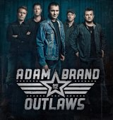 Adam Brand and the Outlaws veers towards karaoke in its weaker tracks.