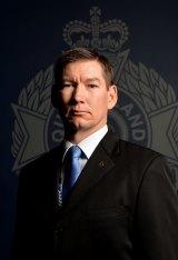 Senior Constable Chris Creedon of Task Force Argos.